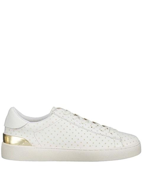 Nine West %100 Deri Casual Ayakkabı Beyaz